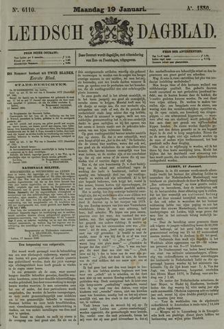 Leidsch Dagblad 1880-01-19