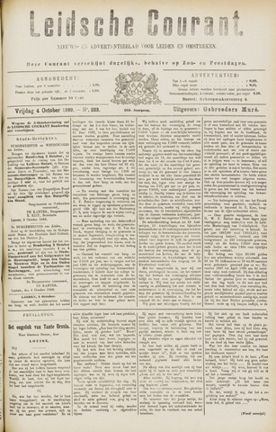 Leydse Courant 1889-10-04