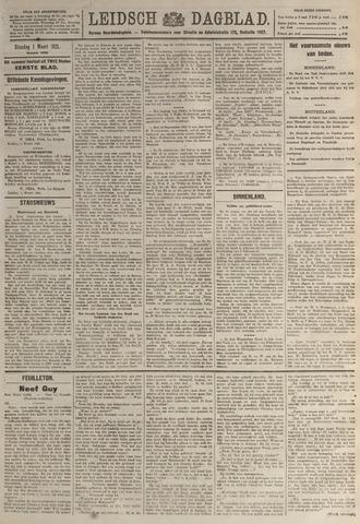Leidsch Dagblad 1921-03-01