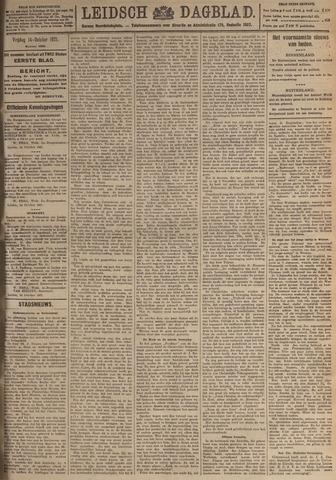 Leidsch Dagblad 1921-10-14