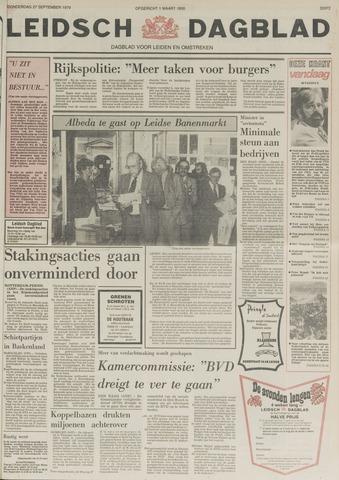 Leidsch Dagblad 1979-09-27