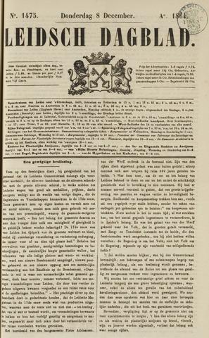 Leidsch Dagblad 1864-12-08