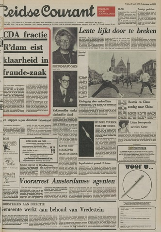 Leidse Courant 1977-04-29
