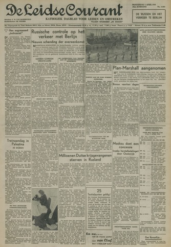 Leidse Courant 1948-04-01