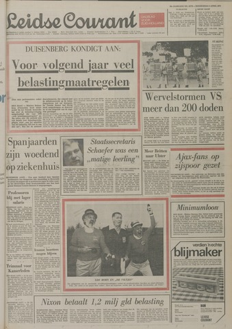 Leidse Courant 1974-04-04