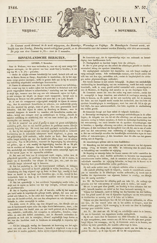 Leydse Courant 1844-11-08