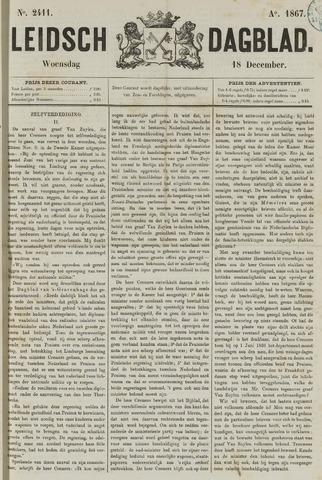 Leidsch Dagblad 1867-12-18