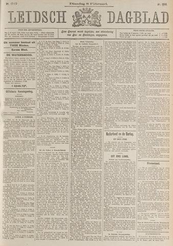 Leidsch Dagblad 1916-02-08