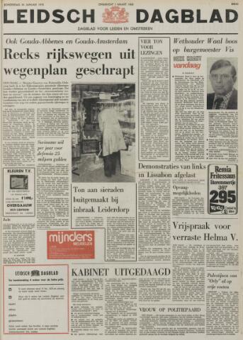Leidsch Dagblad 1975-01-30