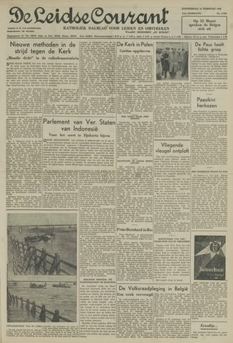 Leidse Courant 1950-02-16