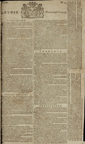 Leydse Courant 1767-08-05