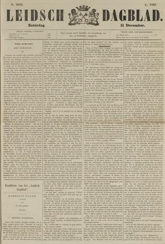 Leidsch Dagblad 1869-12-11