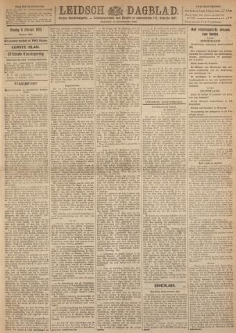 Leidsch Dagblad 1923-02-06