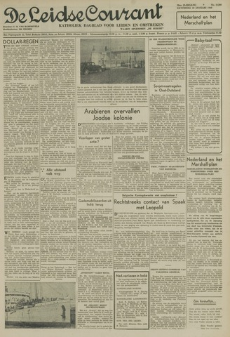 Leidse Courant 1948-01-10