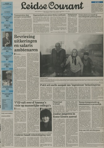Leidse Courant 1992-11-06