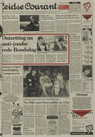 Leidse Courant 1988-11-11