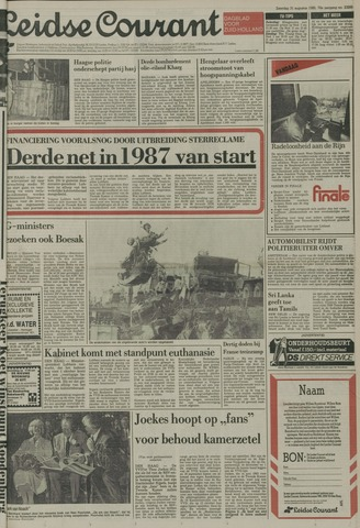 Leidse Courant 1985-08-31