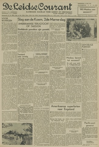 Leidse Courant 1950-07-12