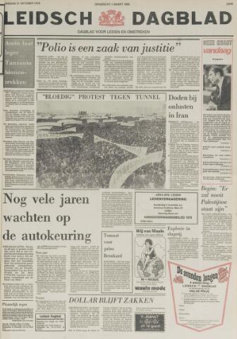 Leidsch Dagblad 1978-10-31