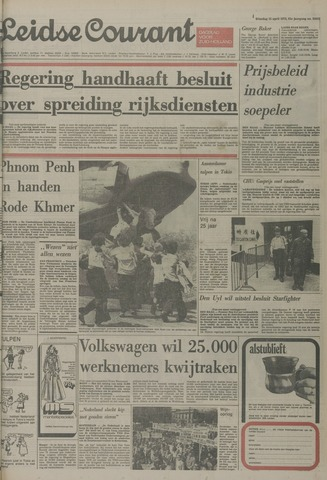Leidse Courant 1975-04-15
