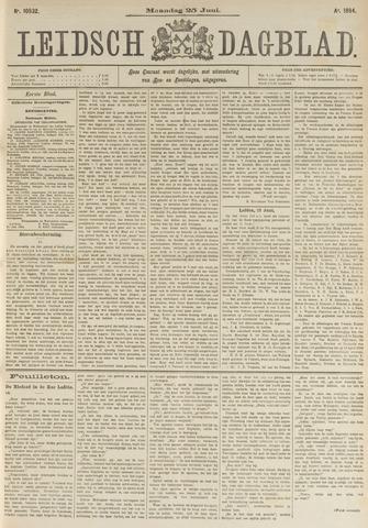 Leidsch Dagblad 1894-06-25
