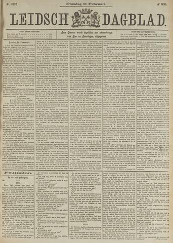 Leidsch Dagblad 1896-02-11
