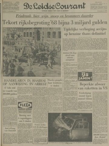Leidse Courant 1967-09-19