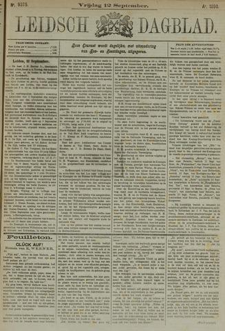 Leidsch Dagblad 1890-09-12