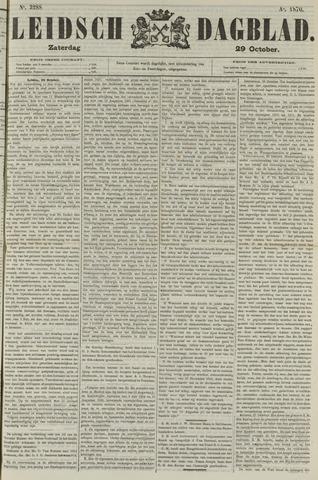 Leidsch Dagblad 1870-10-29