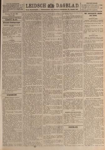Leidsch Dagblad 1921-06-25