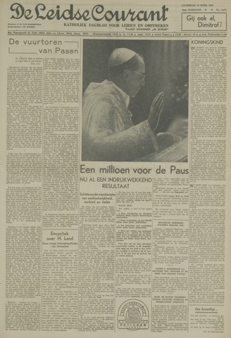 Leidse Courant 1949-04-16