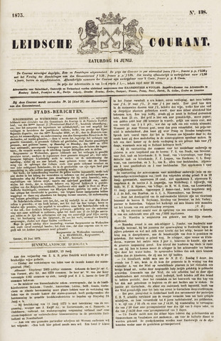 Leydse Courant 1873-06-14