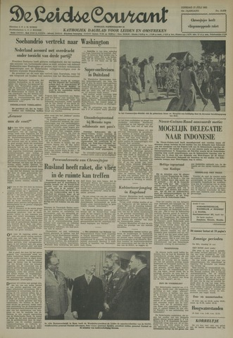 Leidse Courant 1962-07-17