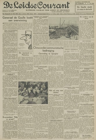 Leidse Courant 1948-11-08