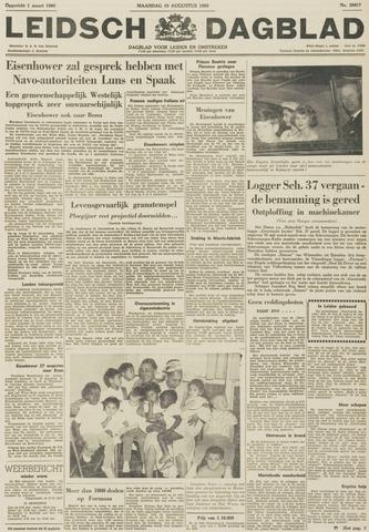 Leidsch Dagblad 1959-08-10