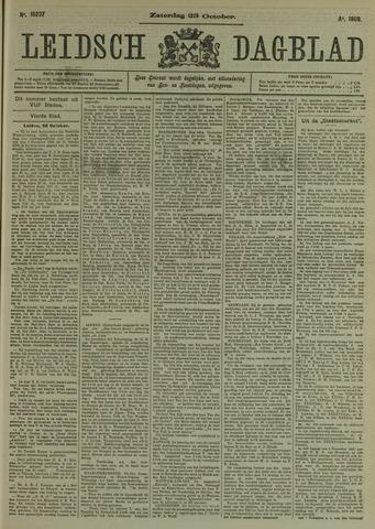 Leidsch Dagblad 1909-10-23