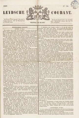 Leydse Courant 1862-03-28
