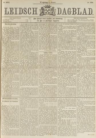 Leidsch Dagblad 1894-06-01