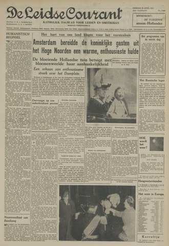 Leidse Courant 1955-04-26