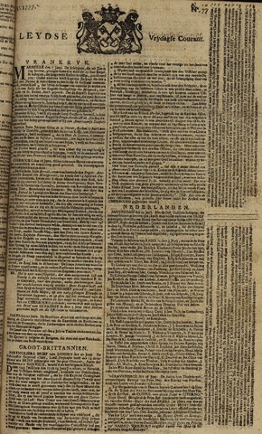 Leydse Courant 1777-06-27