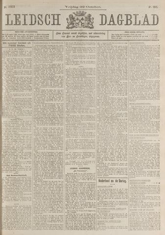 Leidsch Dagblad 1915-10-22
