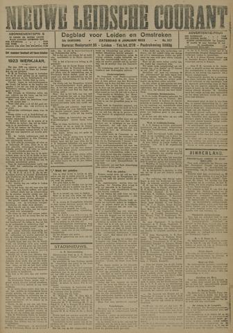 Nieuwe Leidsche Courant 1923-01-06