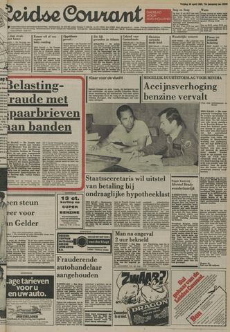Leidse Courant 1981-04-10