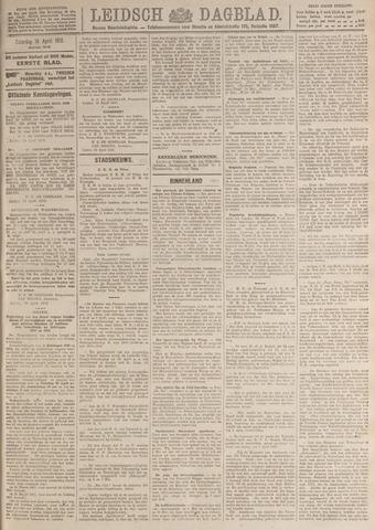 Leidsch Dagblad 1919-04-19