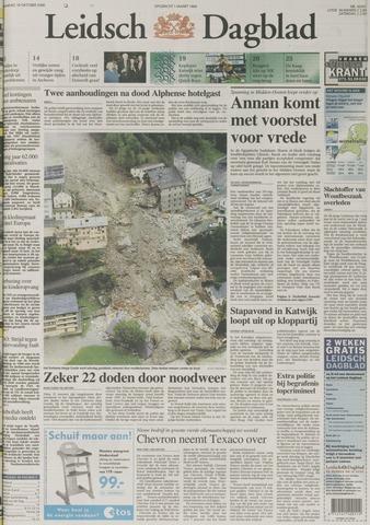 Leidsch Dagblad 2000-10-16