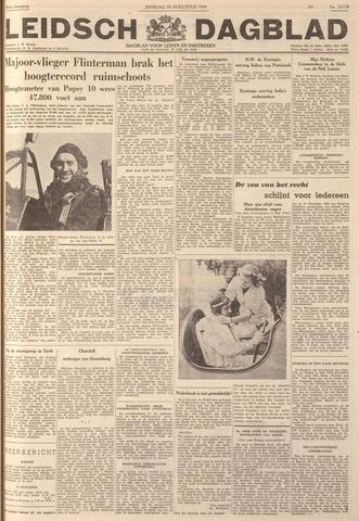 Leidsch Dagblad 1949-08-16