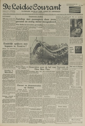 Leidse Courant 1954-05-26