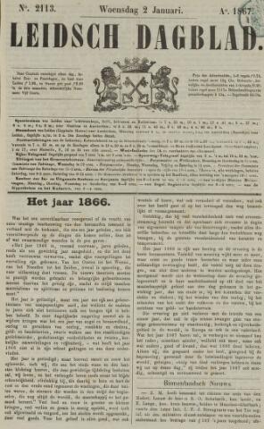Leidsch Dagblad 1867