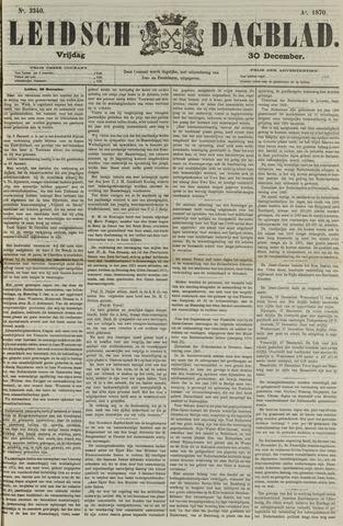 Leidsch Dagblad 1870-12-30