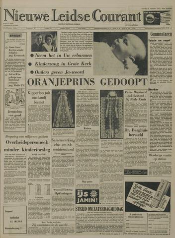 Nieuwe Leidsche Courant 1967-09-02